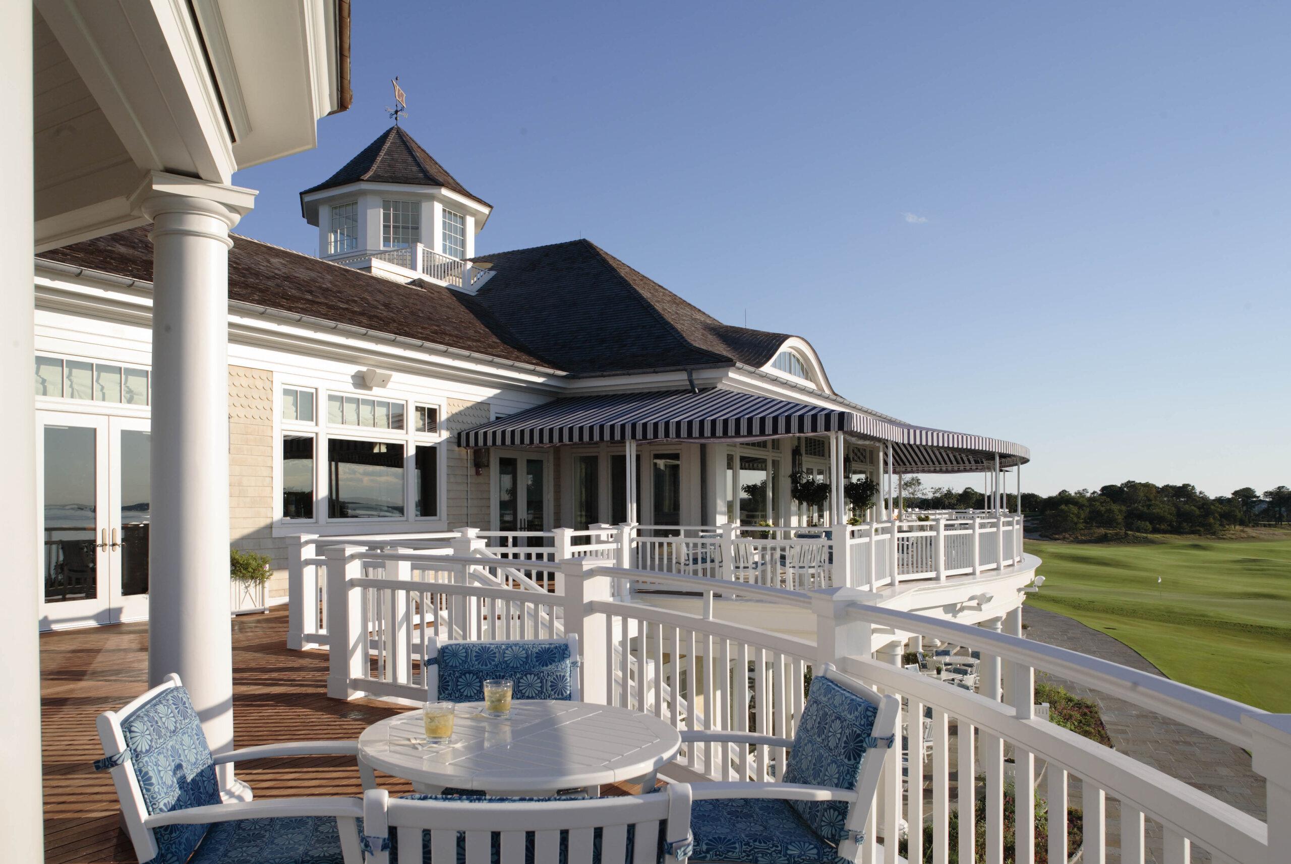 Sebonack Golf Clubhouse 13